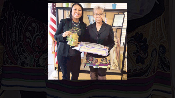St. Rita, N.O., begins 'king cake chain'