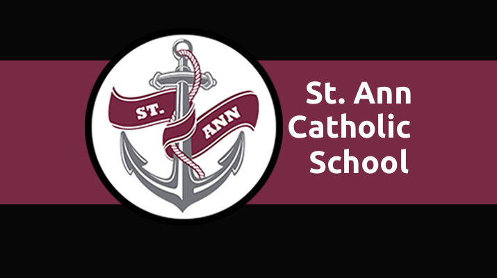 St. Ann School in Metairie installs its new 2018-19 school executive board members