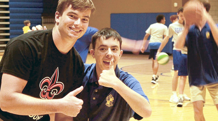 Inclusion the hallmark of St. Paul's 'CORE Pack'