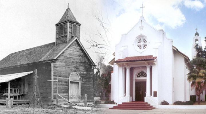 Tricentennial Thursday: St. Charles Borromeo: Second-oldest parish (1723)