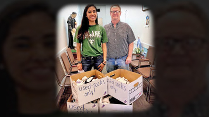 Ursuline alum continues homeless ministry