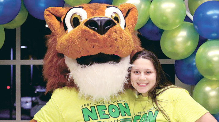 Ursuline Student Sparks Organ Donation Awareness