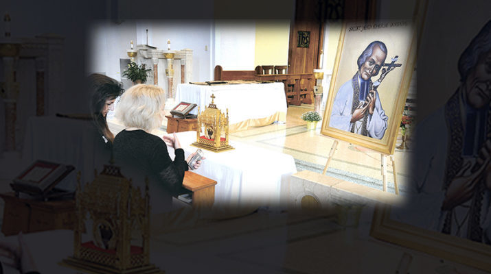 Relic of St. John Vianney: A heart for Christ