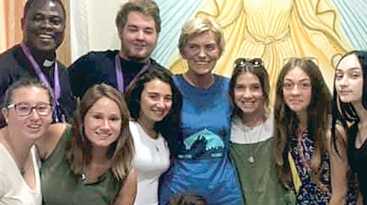 Young woman's faith mobilizes parish in Luling