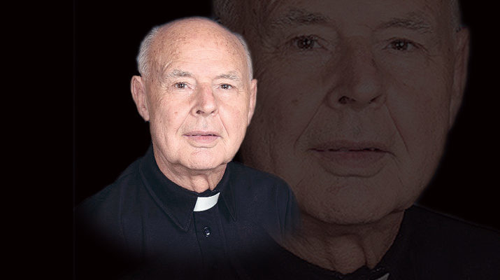 Farewell Mass for Fr. Agudo set Sept. 8