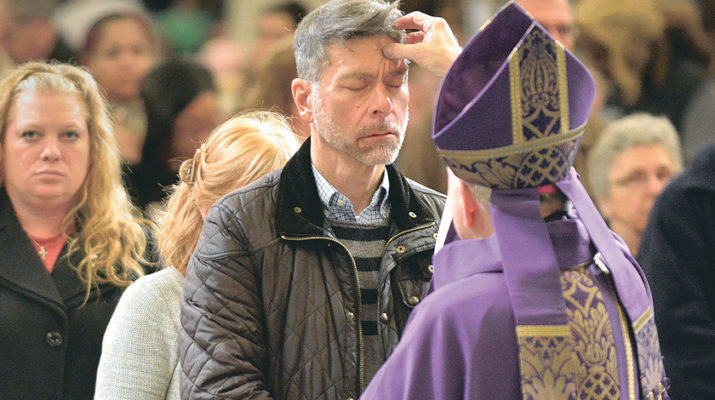 Church offers Lent as a 40-day examination