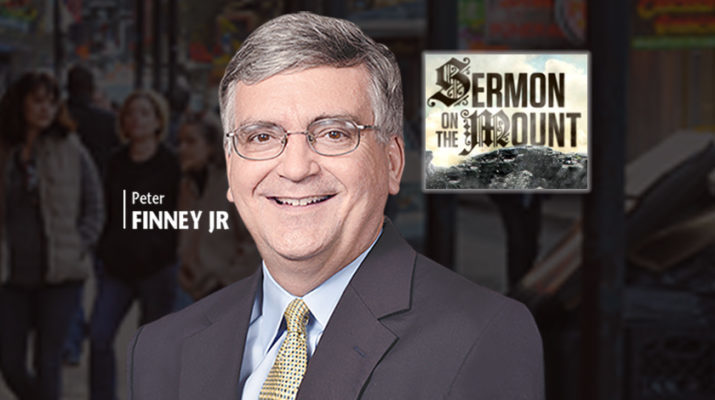 Be a 'but' person and externalize the Sermon the Mount
