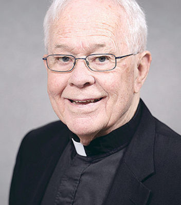 Jesuit priest, New Orleans native, dies