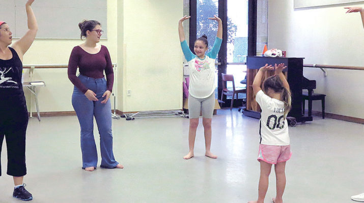 Dance class offers ease of movement, friendships