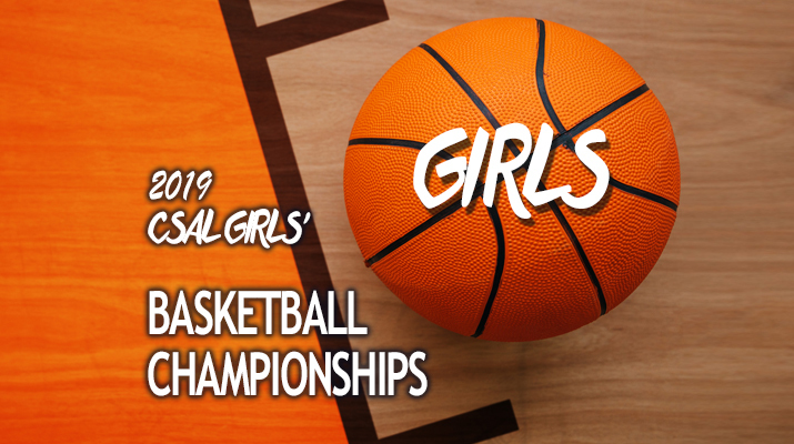 2019 CSAL Girls' Basketball Championships