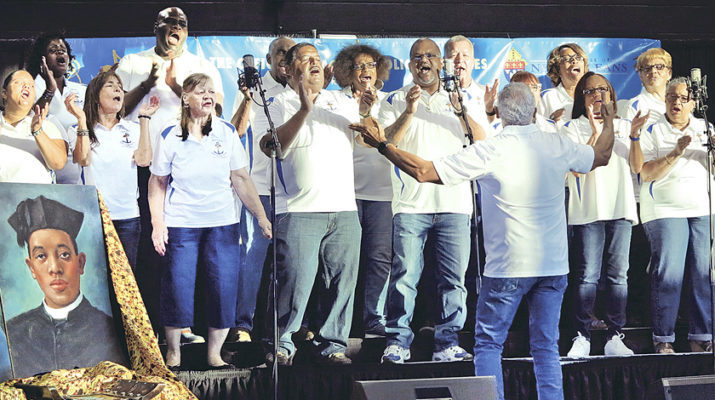 Gospel Music Fest: Singing 'Glory to God' for a great cause