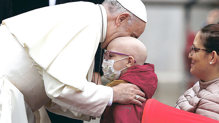 Pope: Indifference, hatred is the first step to murder