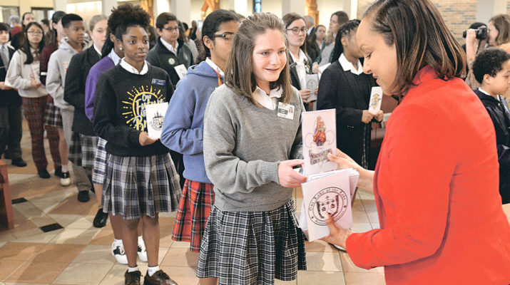Catholic Schools Check Off The Most Important Boxes