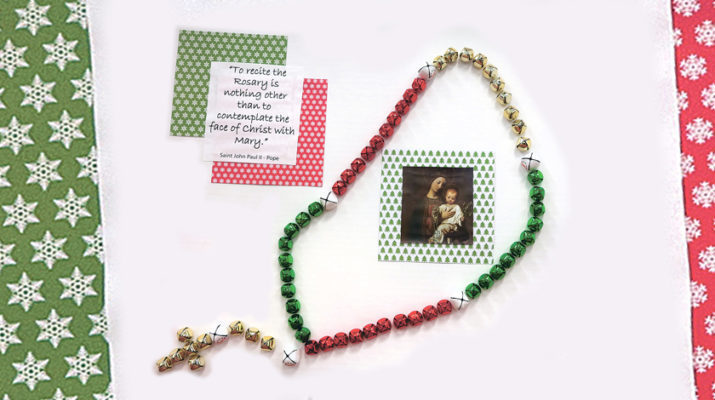 Mary Queen Of Peace Looks Back At Rosaries For Haiti: A Christmas Gift That Required No Wrapping