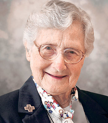 Sister Jane Aucoin, 91, had varied ministries