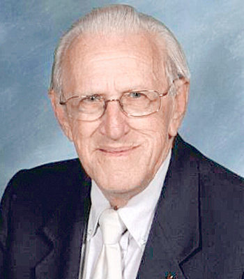 Deacon Ted Roussel, 83
