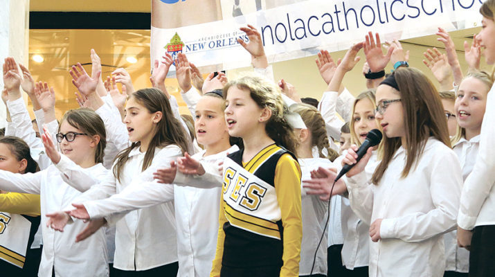 Catholic Schools' Arts And Music Festival Performance Lineup