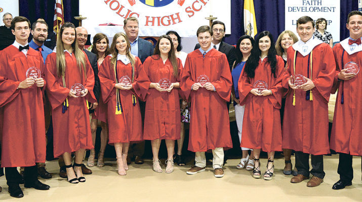 'Legacy' graduates growing at Pope John Paul II