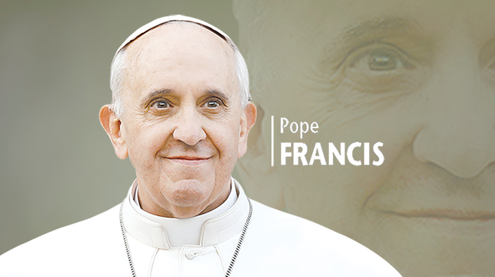Pope: Don't become slave to possessions