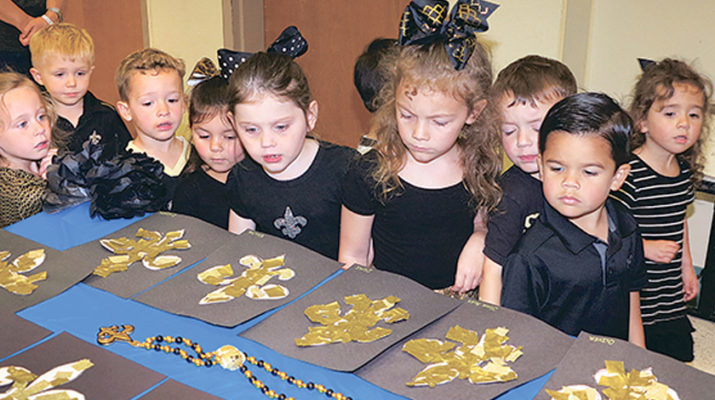 Louisiana's rich culture gets its own week at St. Charles Borromeo