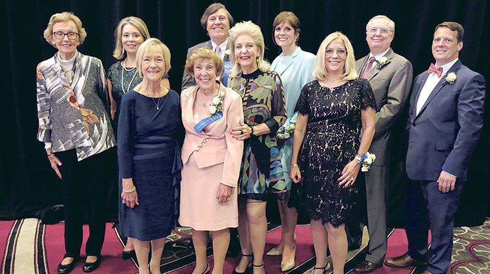 St. Elizabeth's Guild honors activists at lunch
