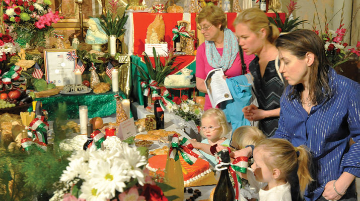 St. Joseph Altars will feed thousands this year