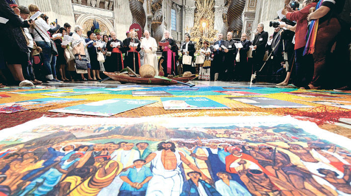 Ministry, ecology, mission are main early synod themes