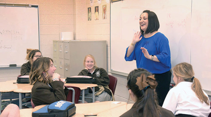 Career Day helps students explore vocation options