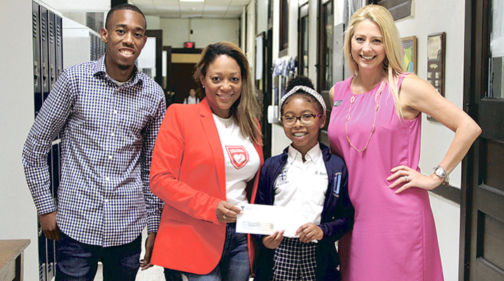 Ursuline raises funds for Sickle Cell Anemia foundation