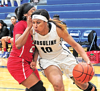 Ursuline again not fully well, but continues to win