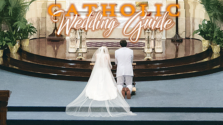 Catholic Wedding Guide 2018