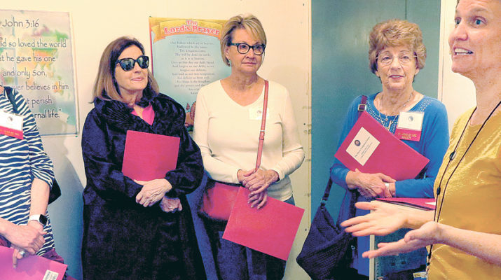 Women circle back with the ministries they support