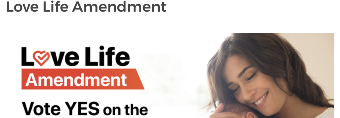 The Catholic case for voting 'yes' on the Love Life Amendment