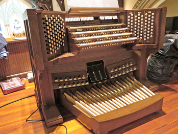 St. Francis of Assisi's new organ to ring out blessings Oct. 31