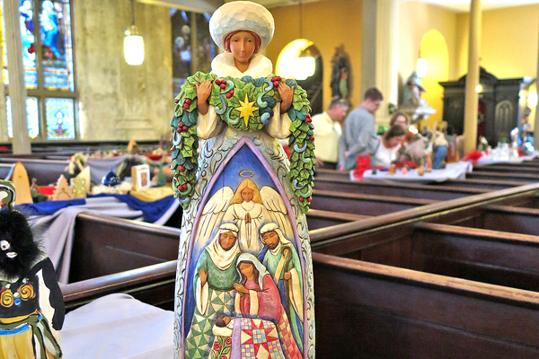 Creche exhibit to shine at St. Alphonsus Nov. 29-Dec. 6