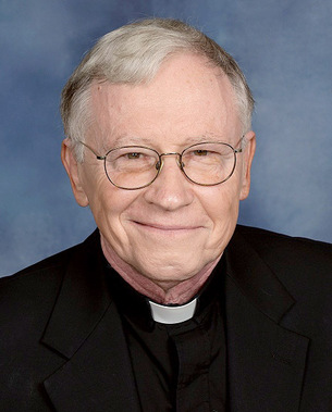 A 'late' vocation, Father Lauden loved to the end