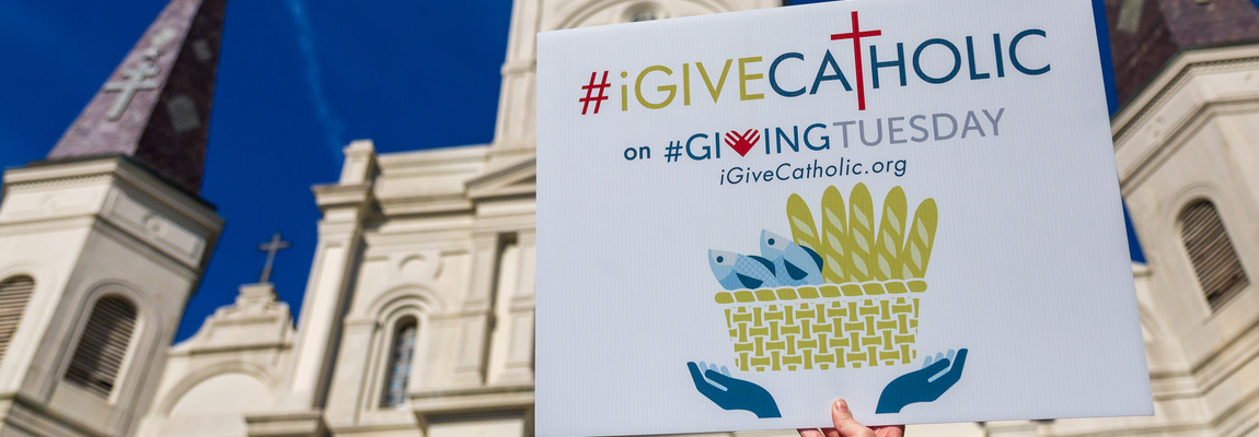 #iGiveCatholic shatters record with $12.7M in donations