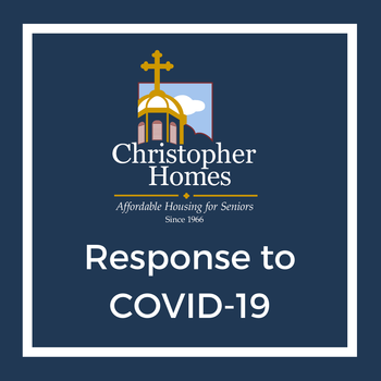 A COVID-19 update from Christopher Homes