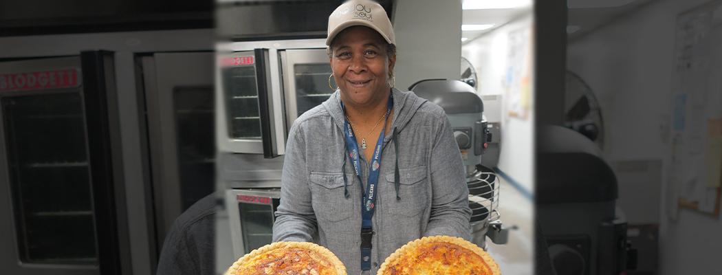 St. Mary's cafeteria manager caters to local tastes