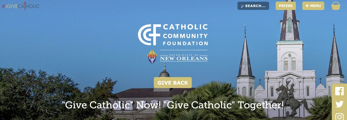 #GiveCatholicTogether 'jumps the pond'