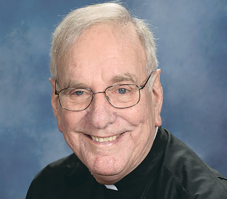 In truth, Father Brignac, 85, never 'retired'