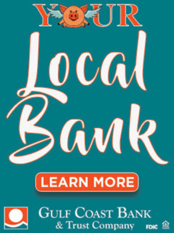 Gulf Coast Bank and Trust Company: Your Local Bank