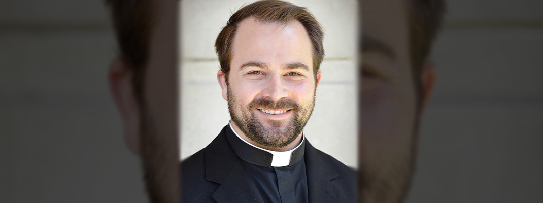 Meet transitional deacon candidate Michael Lamy