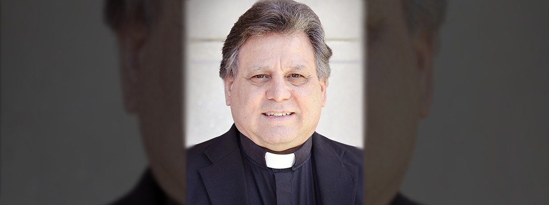 Meet transitional deacon candidate William Mumphrey