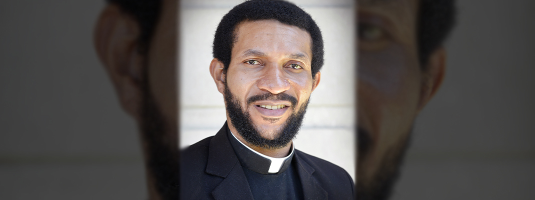 Meet transitional deacon candidate Henry Chinonso Nwaeze