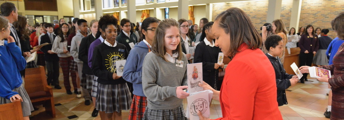 Catholic schools in the Archdiocese of New Orleans offer options