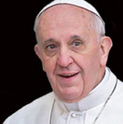 Praising God purifies the soul, is like breathing 'pure oxygen,' pope says