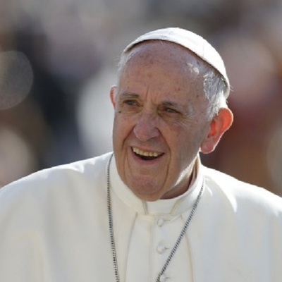 A day that begins with prayer is a good day, pope say