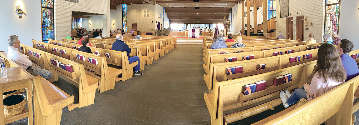 Parishes are seeing increased Massgoers
