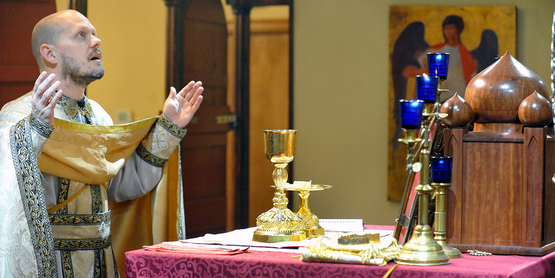 Byzantine Catholic Church quietly serving for 45 years